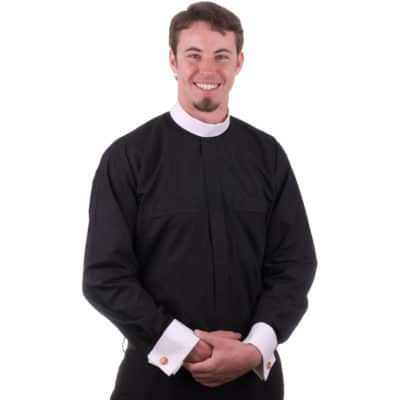 long-sleeve-neckband-collar-clergy-shirt-french-cuffs-800
