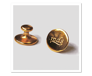 clergy collar button studs