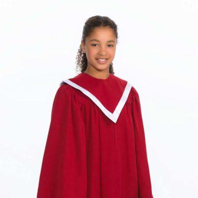 Children's choir robes